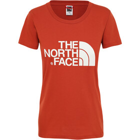The North Face Easy T-shirt Femme, picante red